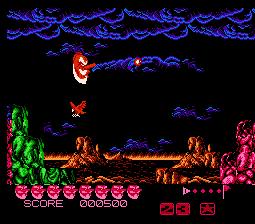 abarenboutengu game screen