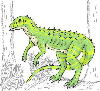 スクテロサウルス