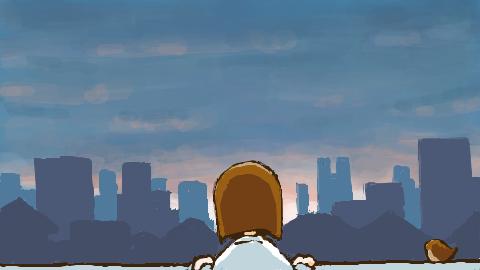 朝焼け by 校舎裏(ry 校舎裏(ryユーザーページスレ#8