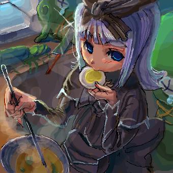ローパー味噌汁