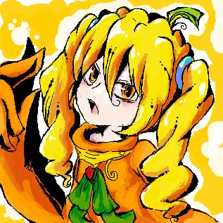 ツンデレ系カボチャ擬人化 ジャック・オ・蘭たん by ID: l/ZGOQoPE8 ジャック・オ・蘭たんスレ#213