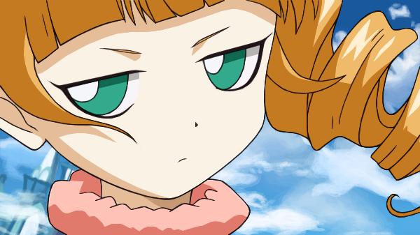 エカルラート姫