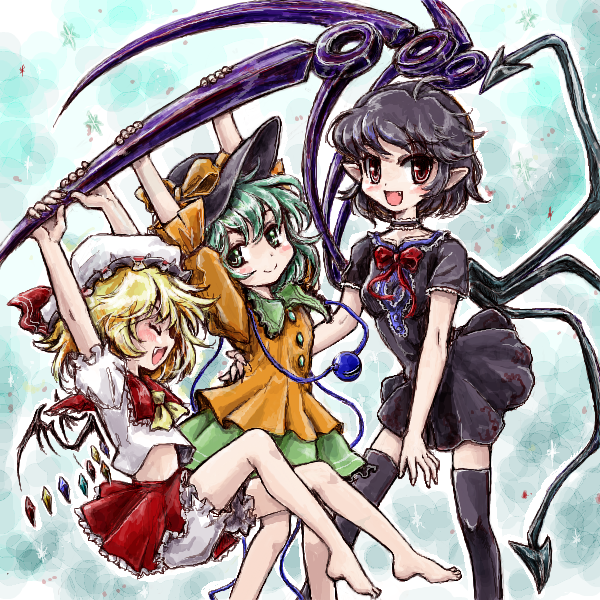 EX3人娘!