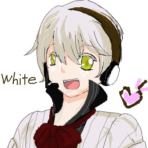 オパール(white)お絵カキコ