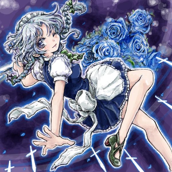 紅魔に咲いた青い薔薇
