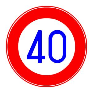 最高速度(40)
