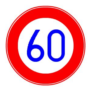 最高速度(60)