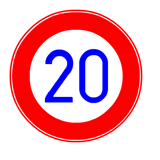 最高速度(20)