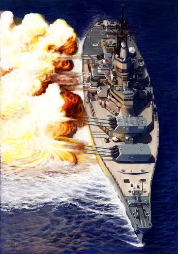 アイオワ級戦艦の画像 p1_24
