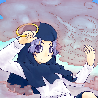 雲居一輪&雲山