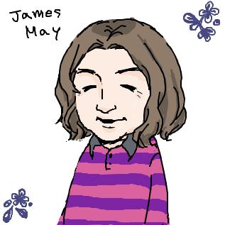 ジェームズ・メイとは (ジェーム...