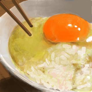 卵かけご飯の画像 p1_7