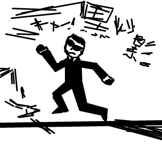 オーディション 逃走 中 ハンター 逃走中のハンターの足の速さに勝った参加者は誰?3回振り切った後どうなった?