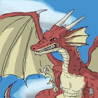 ドラゴン?