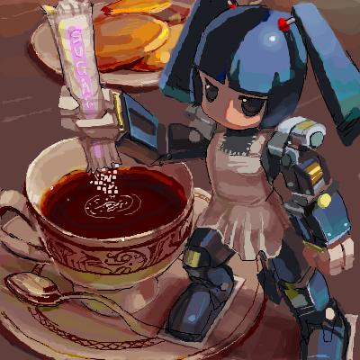 コーヒー毎日ガブ飲み!