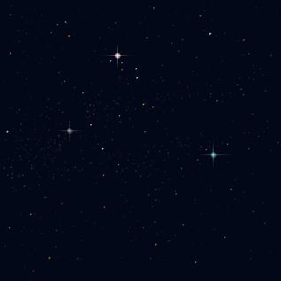宇宙 - 全体キラキラ明るめ