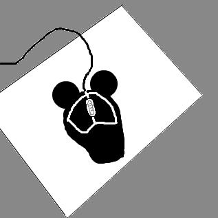 ・・・マウス