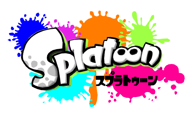 Splatoon ロゴ