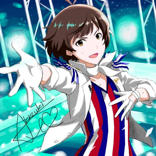 【希望の旗】秋月涼