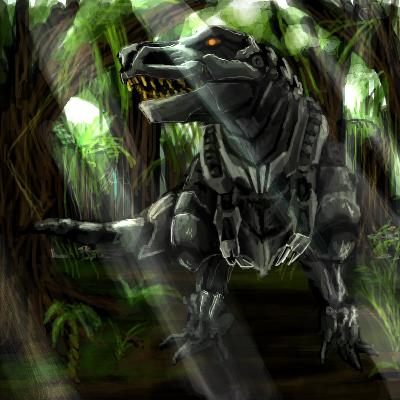 ティラノサウルス型野生体
