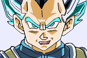 超サイヤ人ブルー