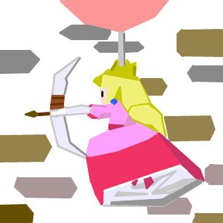 ねらってバルーン(マリオパーティ3)
