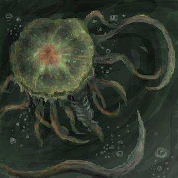 海辺の奇獣