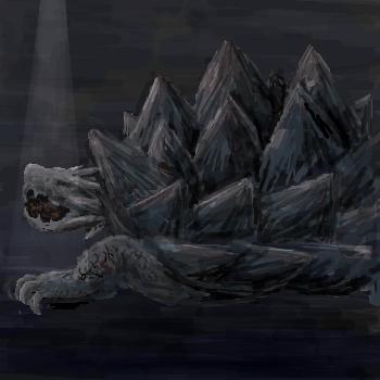 下水道の奇獣