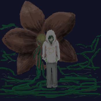 植物園の奇獣