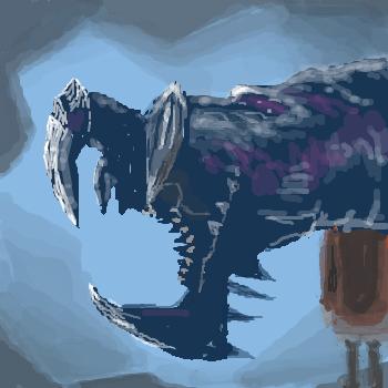 廃村の奇獣
