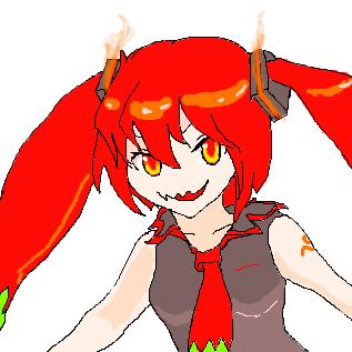 赤ペヤングの精霊