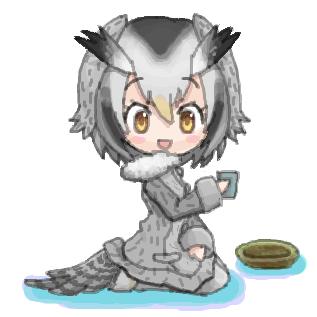 コノハちゃん博士