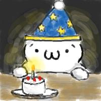(´・ω・`)「誕生日は何時も独り…」