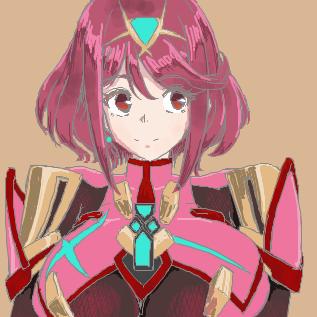 xenoblade2 エロアニメ