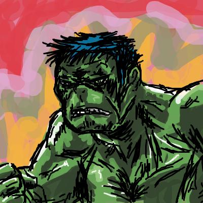 憤怒の化身