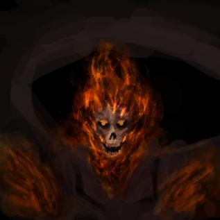 復讐の精霊