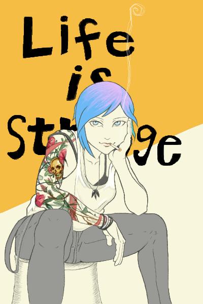 LIFE IS STRANGE クロエ