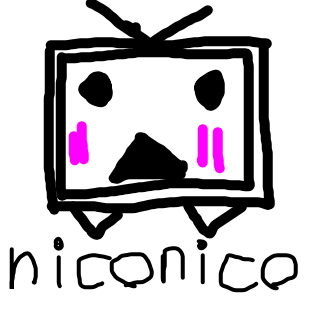 テレビちゃんをそれっぽく描いた