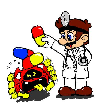 ワールド キャラ マリオ ドクター