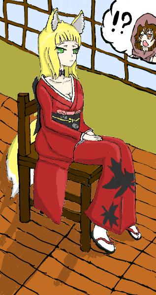 FOXの謎_サンジョウノ春姫の憂鬱_01