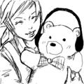 ダメ人間とエロ熊