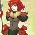 赤毛の戦士