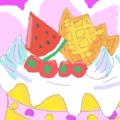 ケーキ(第2話より)