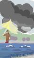オリキャラの悪天候(雨)‥‥??