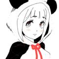 可愛い?えへへっ…♡熊猫春香 by どきゆりP どきゆりPスレ#8