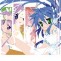 らき☆すた Re-Mix002