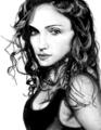 「Madonna」/マドンナの自画像 or 似顔絵(語るスレ#186)