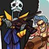 レスアイコン 船上の音楽家達