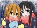 冬の日(澪誕生日記念)