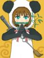 忍者熊猫春香:インテルはいってた by 秘伝の巻物もぐもぐ 絶対主義マジカル幕府#25